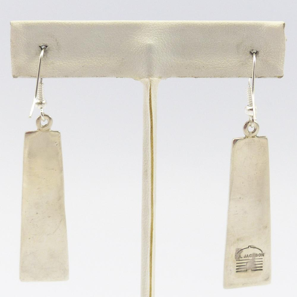 Navajo Rug Earrings