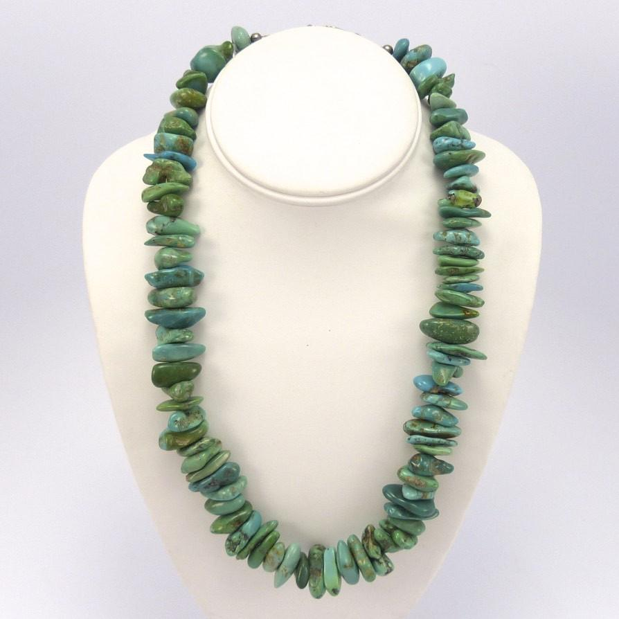 Vintage Nevada Turquoise Necklace