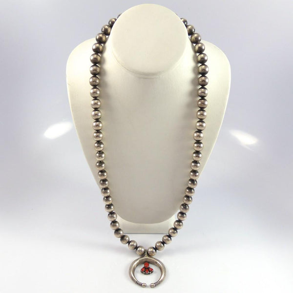 Coral Naja Necklace