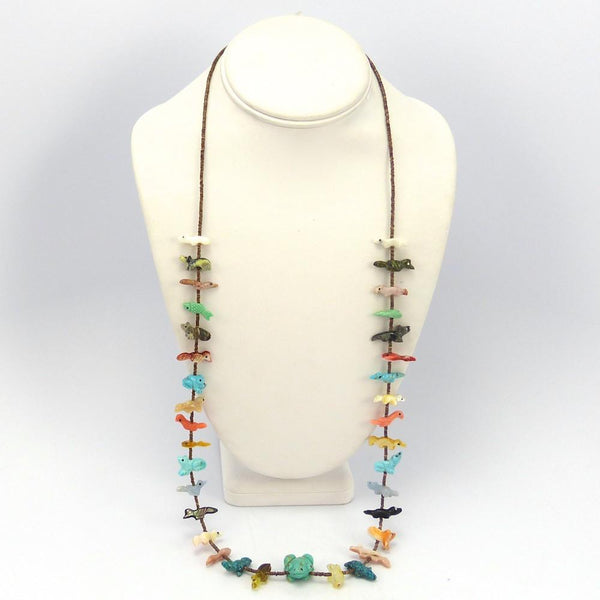 Colorful Fetish Necklace, Dinah Gasper, Jewelry, Garland's Indian Jewelry