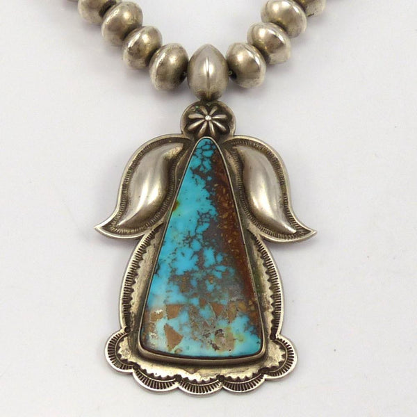 Pilot Mountain Turquoise Necklace