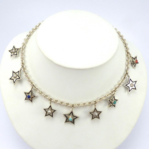 Star Necklace, Noah Pfeffer, Jewelry, Garland's Indian Jewelry