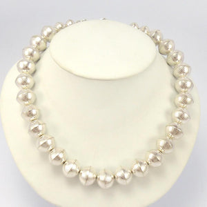 Navajo Pearl Necklace, Victoria Haley, Jewelry, Garland's Indian Jewelry
