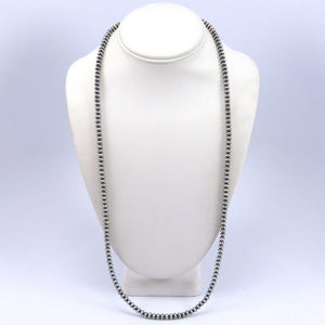 Navajo Pearl Necklace, Ben Haley, Jewelry, Garland's Indian Jewelry