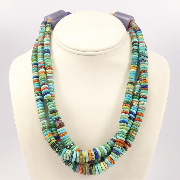 """Traveling Through the Southwest"" Necklace"
