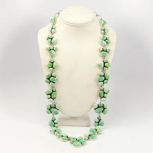 Carico Lake Turquoise Necklace