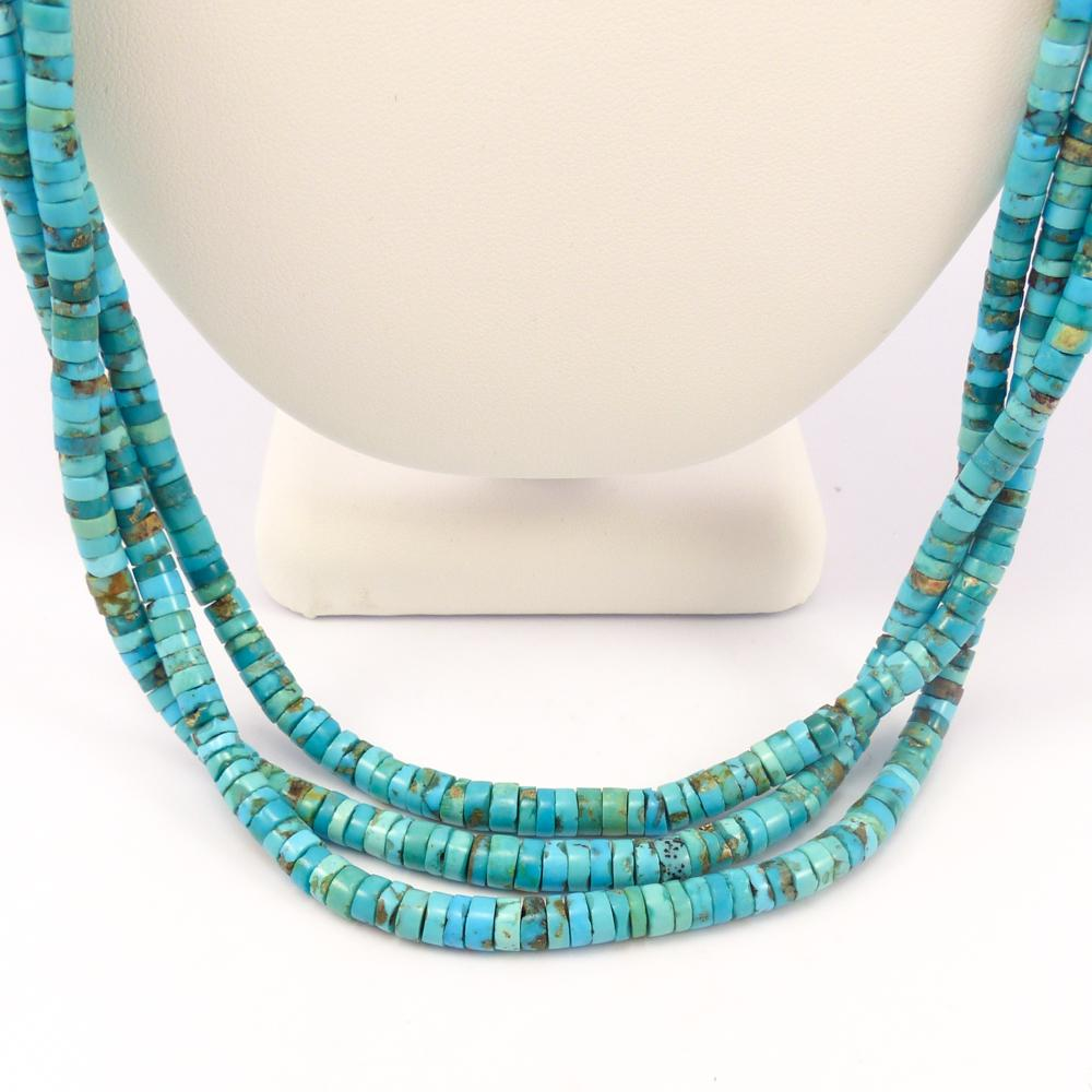1950s Turquoise Necklace