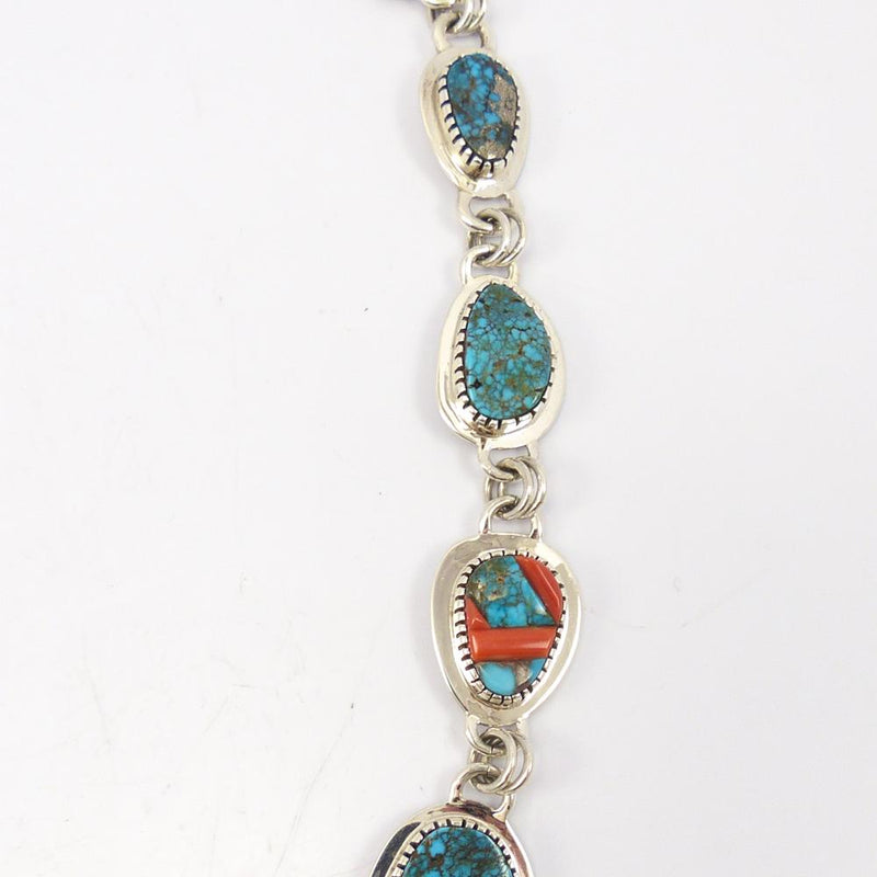 Red Mountain Turquoise Necklace