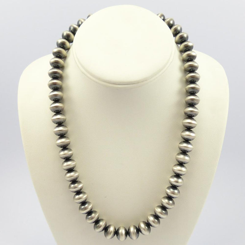 Navajo Pearl Necklace