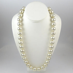 Silver Bead Necklace - Jewelry - Debbie Silversmith - 1