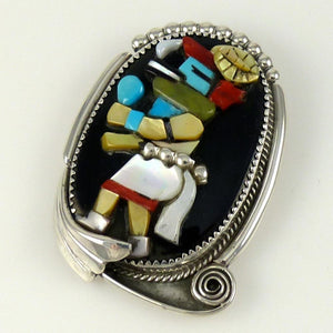 1970-80s Ram Kachina Pin - Jewelry - Rosalie Pinto - 1
