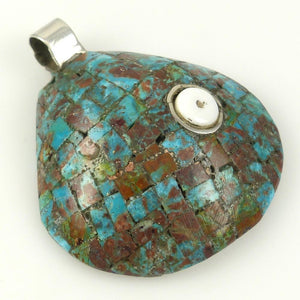 Shell Pendant - Jewelry - Mary Lovato - 1
