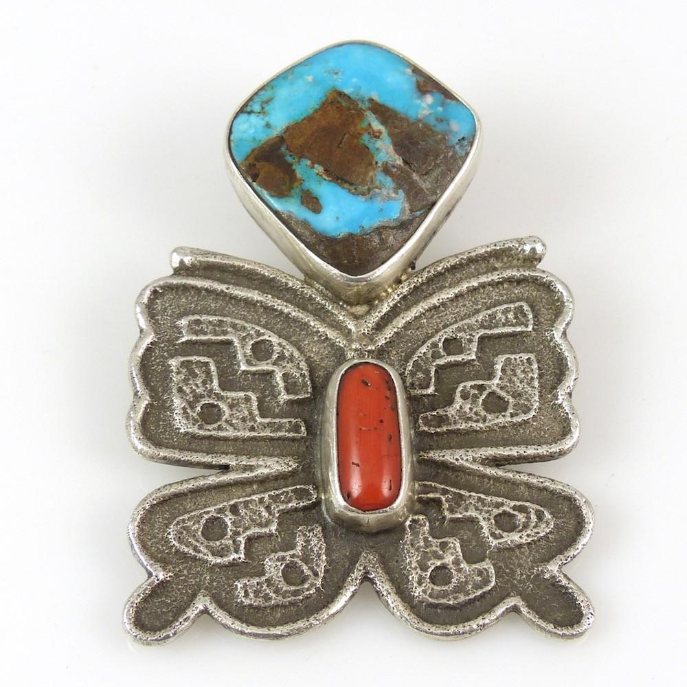 Butterfly Pin and Pendant - Jewelry - Joel Pajarito - 1