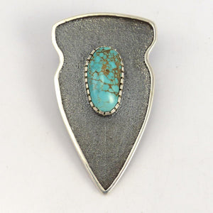 Turquoise Pendant - Jewelry - Alethia Little Crawford - 1