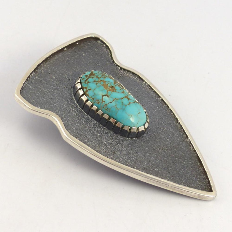 Turquoise Pendant - Jewelry - Alethia Little Crawford - 2