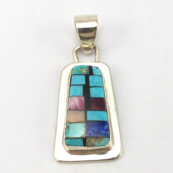 Mosaic Inlay Pendant