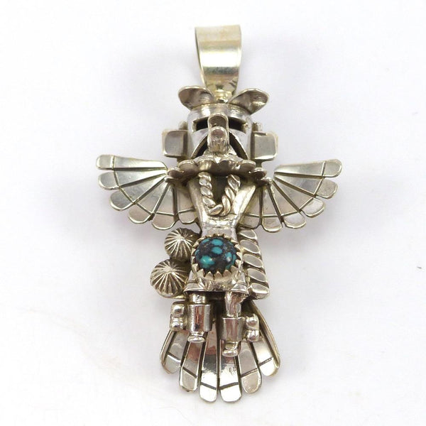 Eagle Kachina Pendant