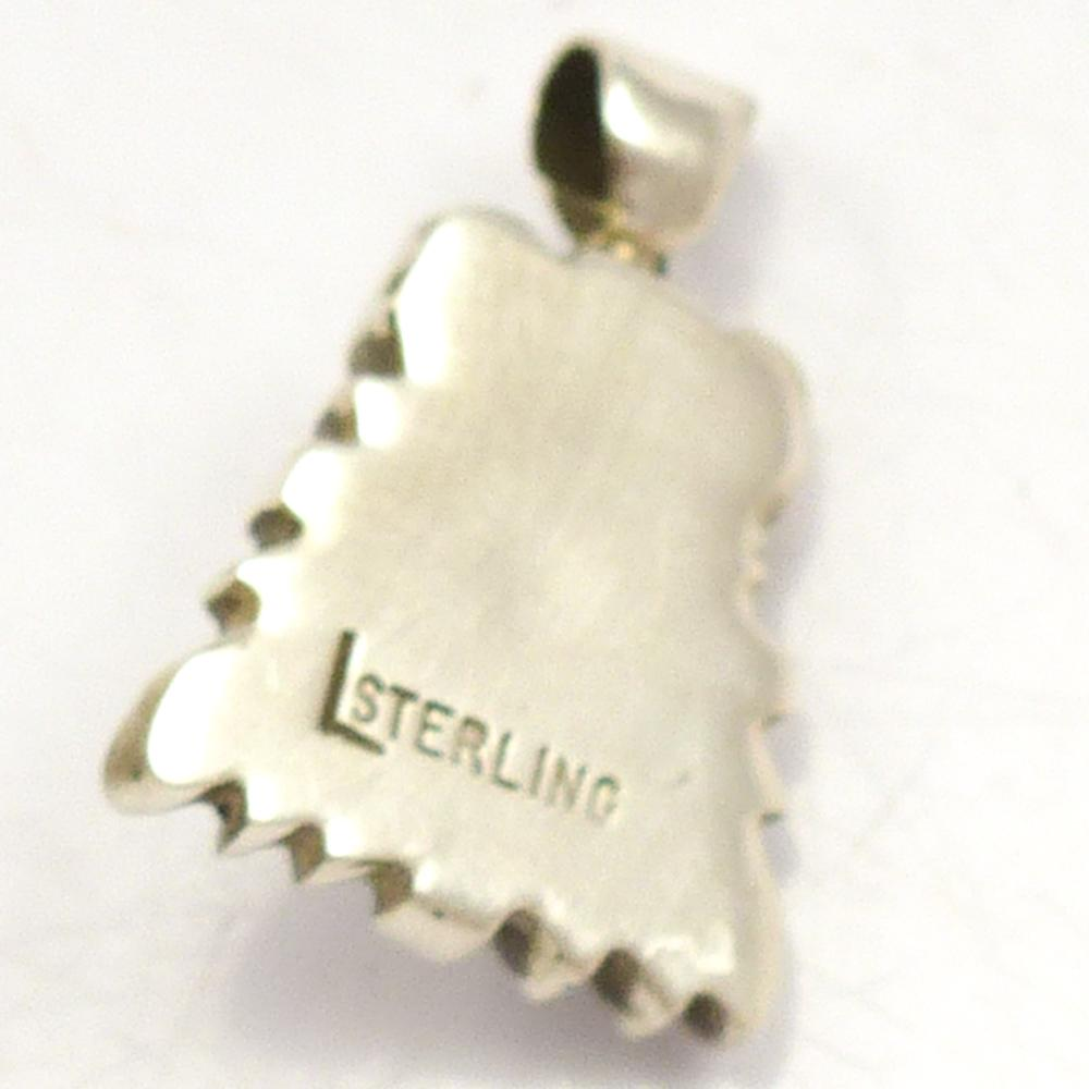 Stamped Pendant
