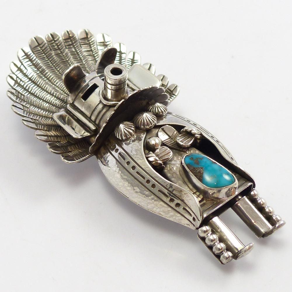 Morning Singer Kachina Pin and Pendant