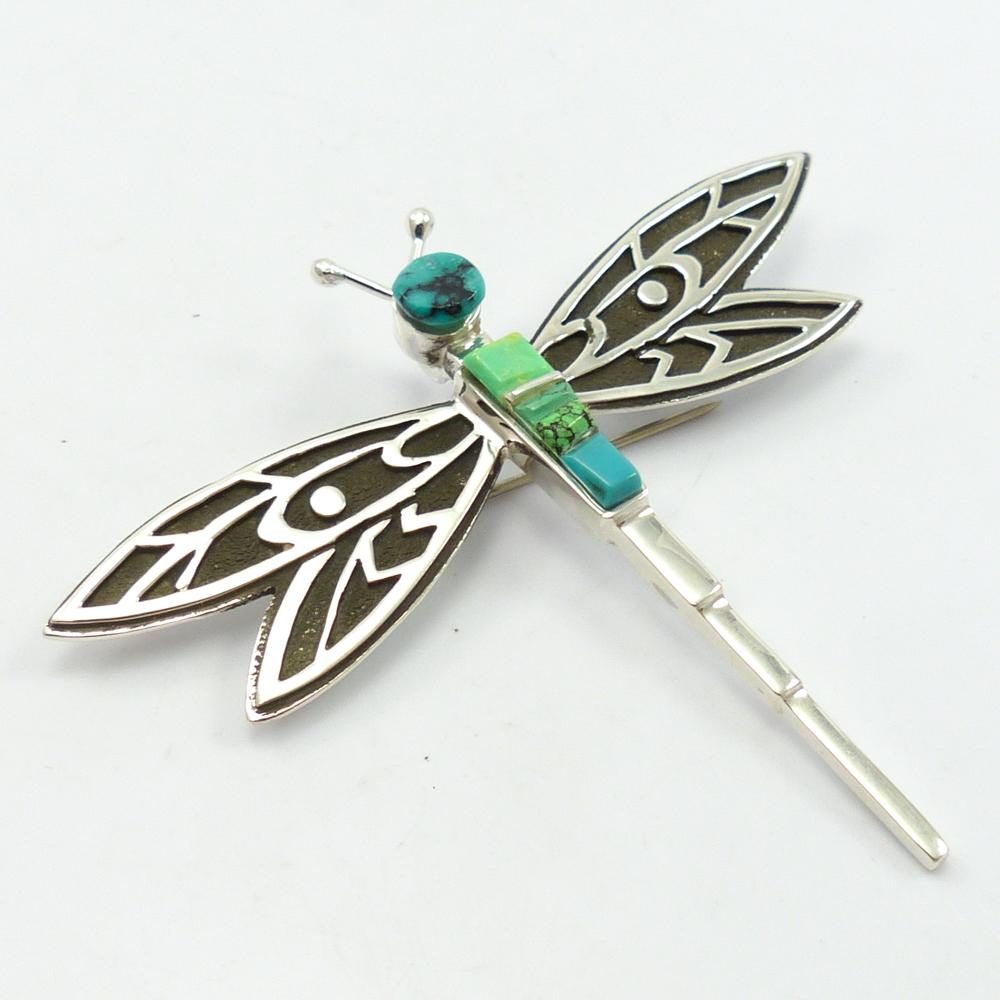 Inlay Pin and Pendant