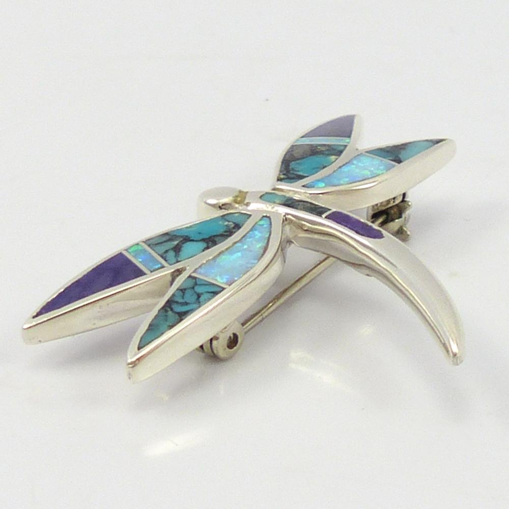 Dragonfly Pin and Pendant