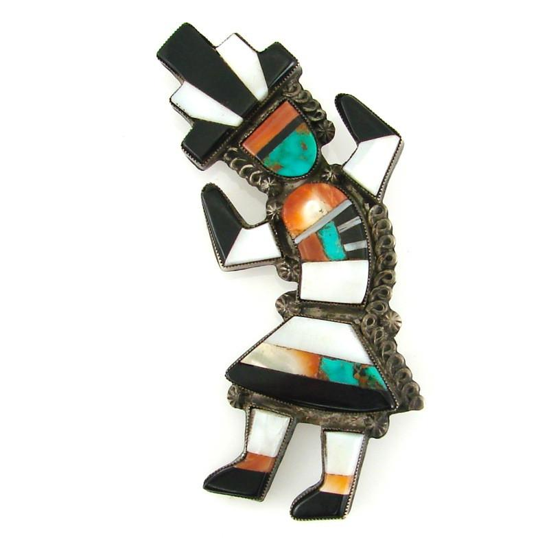 Vintage Rainbow Man Pendant - Jewelry - Vintage Collection - 1