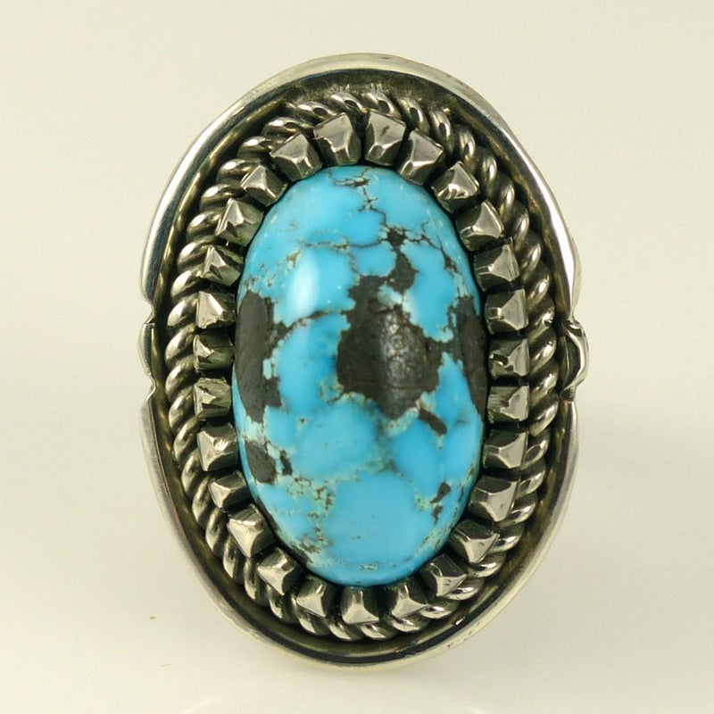 Persian Turquoise Ring - Jewelry - Bob Robbins - 2