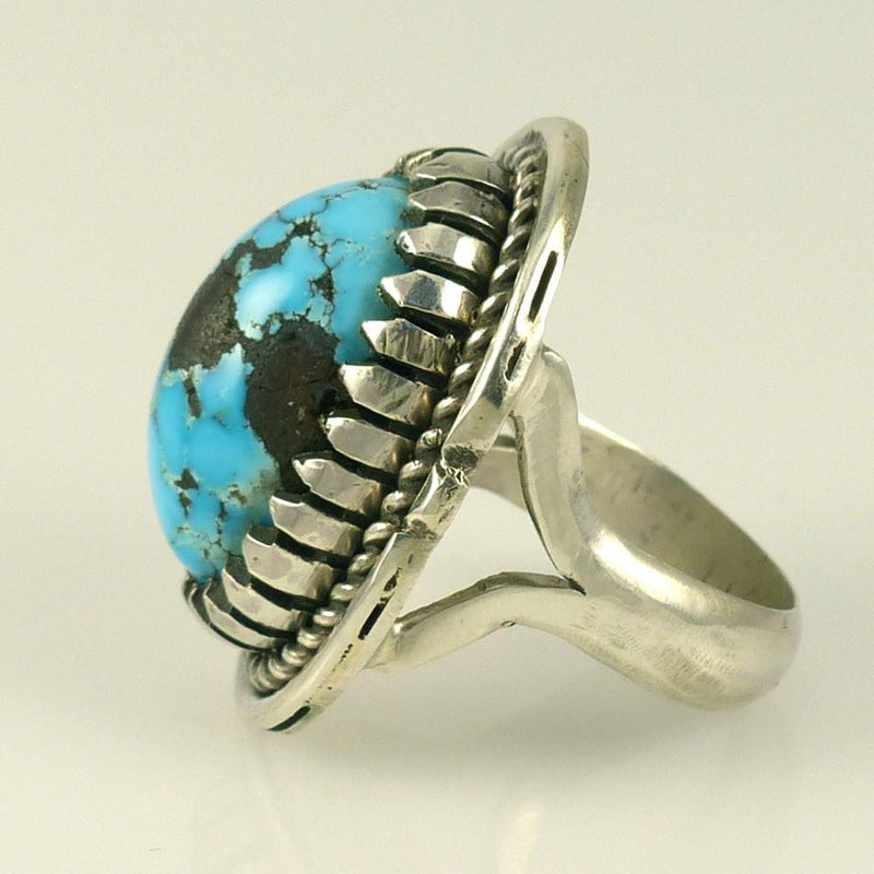 Persian Turquoise Ring - Jewelry - Bob Robbins - 3