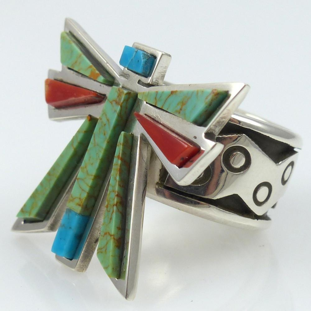 Dragonfly Ring - Jewelry - Aaron John - 1