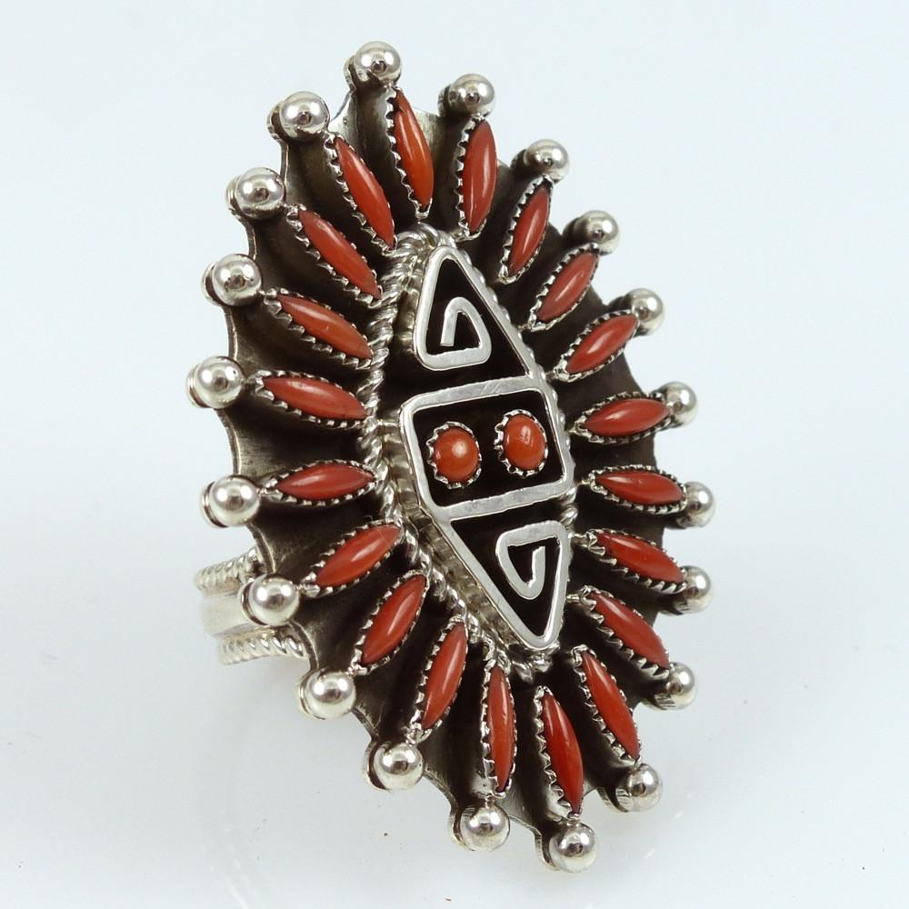 Coral Ring - Jewelry - Billy Betoney - 1