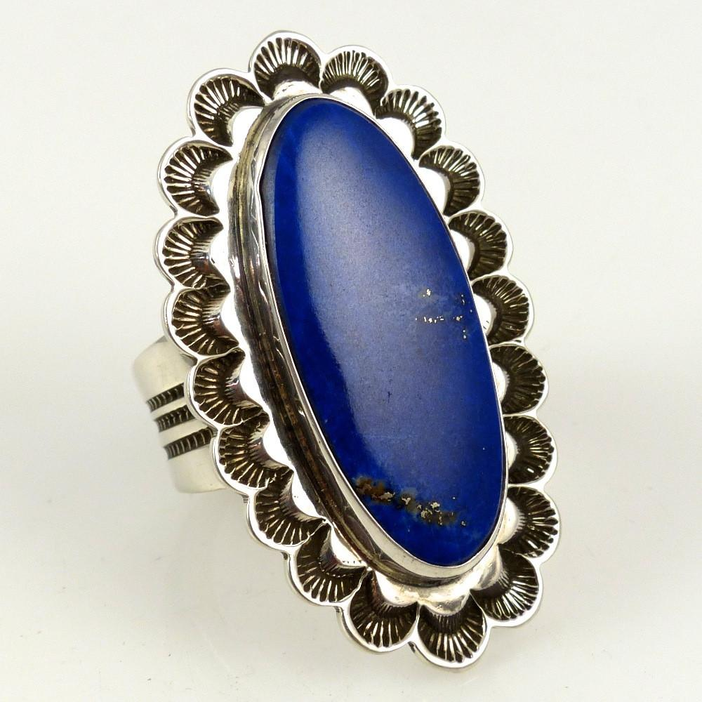 Lapis Ring - Jewelry - Tommy Jackson - 1