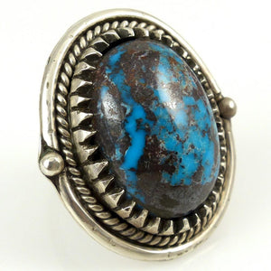 Persian Turquoise Ring - Jewelry - Bob Robbins - 1