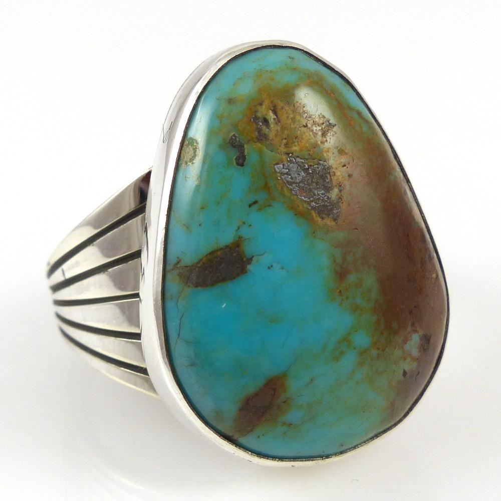 Turquoise Ring - Jewelry - Toby Henderson - 1