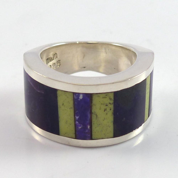Inlay Ring - Jewelry - Melanie and Michael Lente - 1
