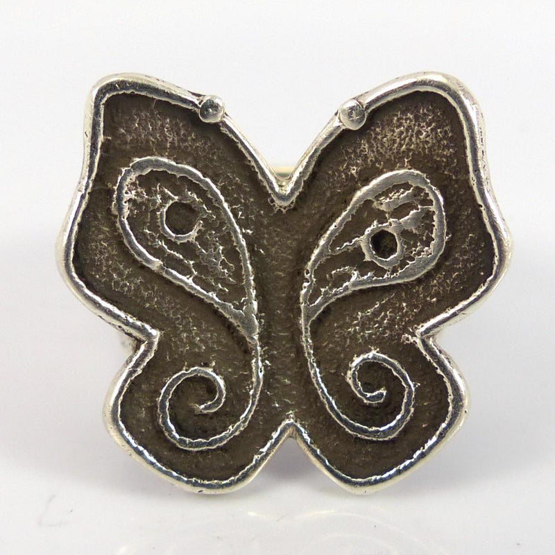 Silver Butterfly Ring - Jewelry - Joel Pajarito - 2