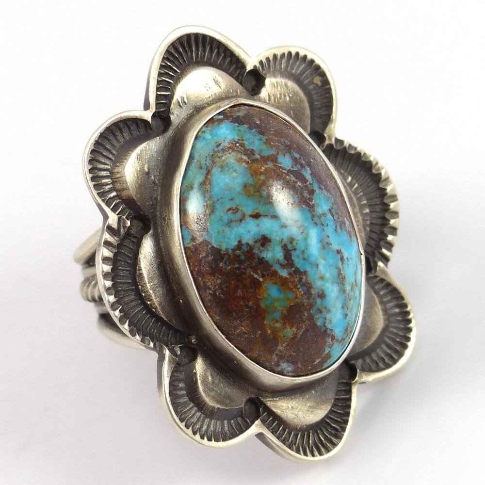 Persian Turquoise Ring - Jewelry - Tommy Jackson - 1