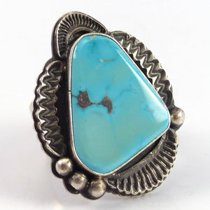 Sleeping Beauty Turquoise Ring - Jewelry - Tommy Jackson - 1