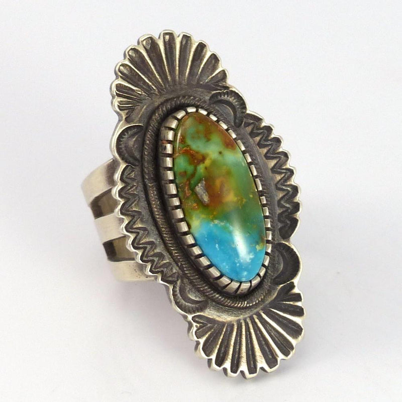 Royston Turquoise Ring - Jewelry - Tommy Jackson - 1