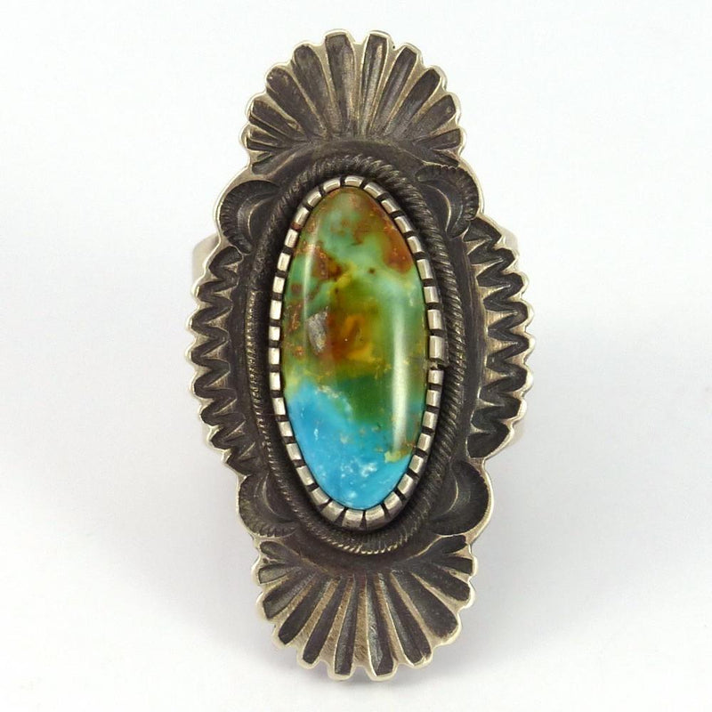 Royston Turquoise Ring - Jewelry - Tommy Jackson - 2