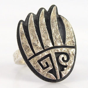 Bear Paw Ring - Jewelry - Ruben Saufkie - 1