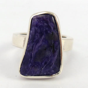 Charoite Ring - Jewelry - Sean Taylor - 1