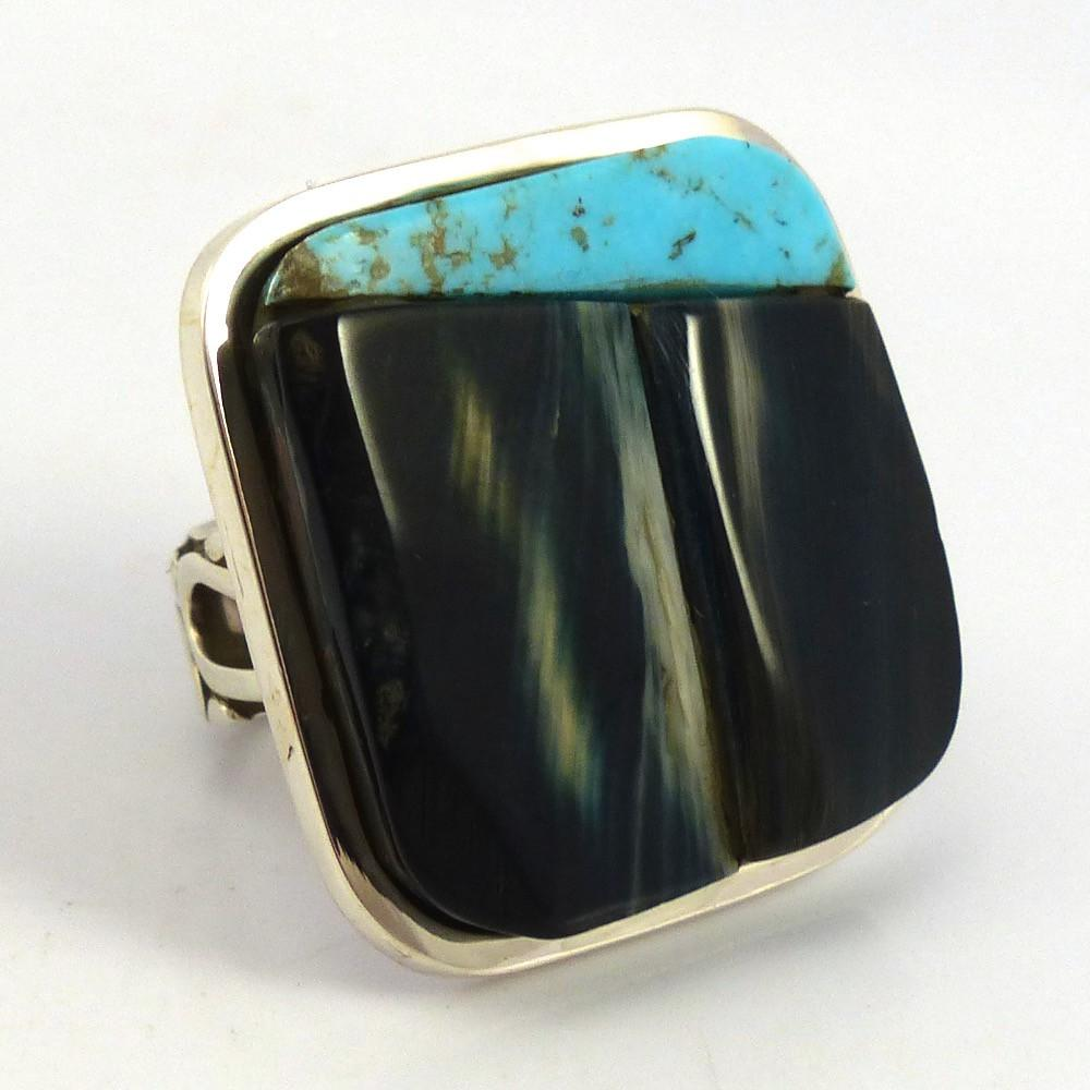 Inlay Ring - Jewelry - Consuelo Campos - 1