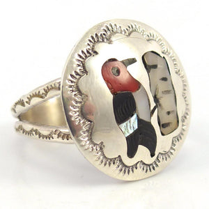 Woodpecker Ring