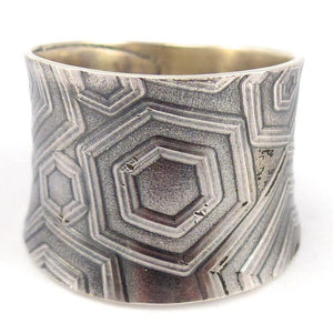 Silver Saddle Ring, Bryan Joe, Jewelry, Garland's Indian Jewelry