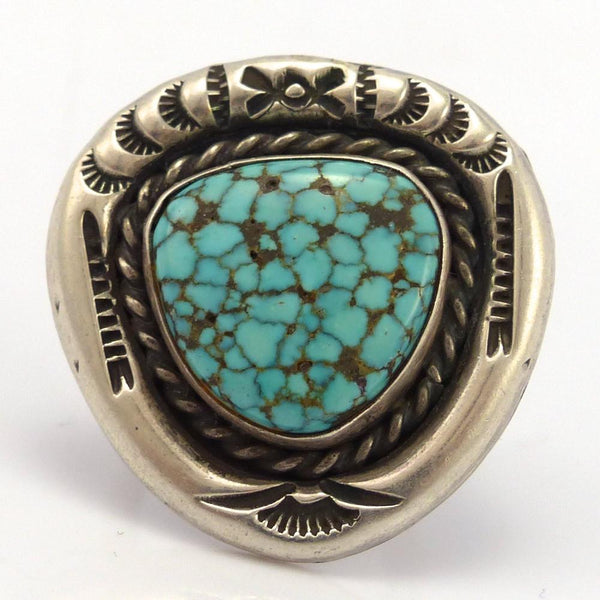 1970s Turquoise Mountain Ring