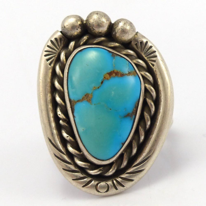 Turquoise Ring, Vintage Collection, Jewelry, Garland's Indian Jewelry