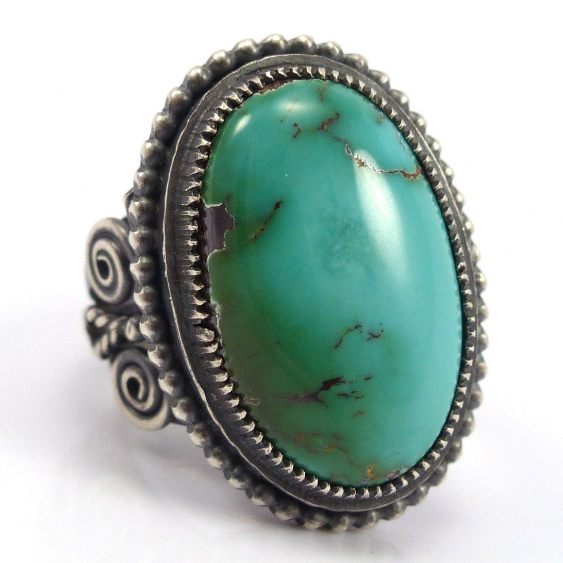 Royston Turquoise Ring