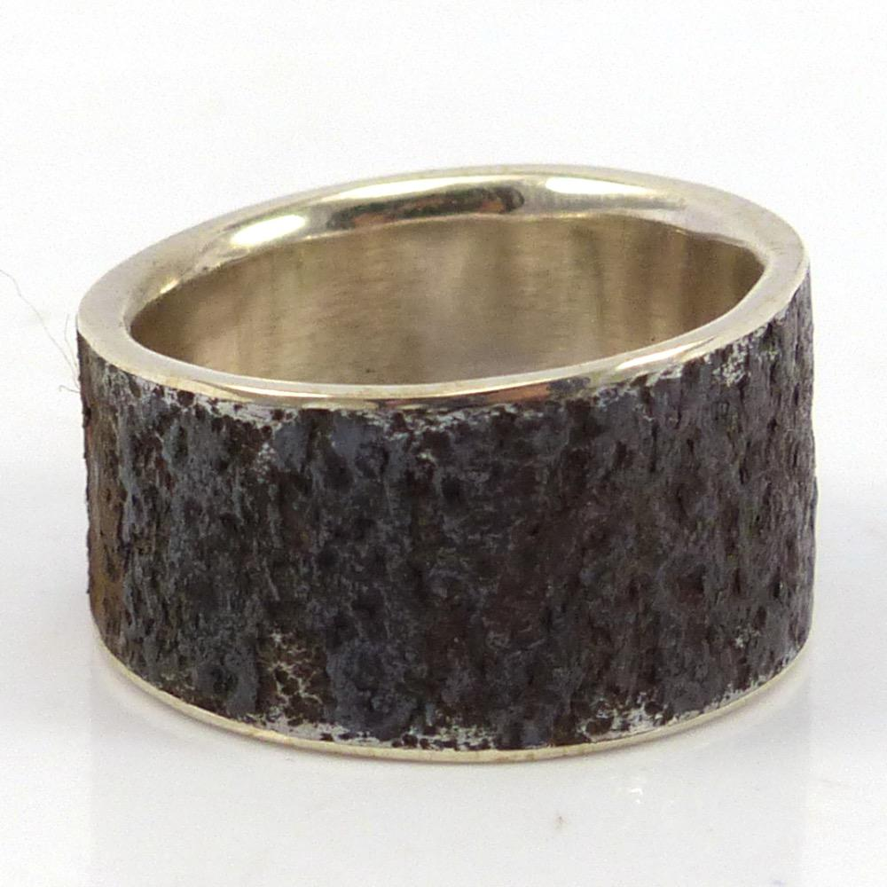 Salvaged Steel Ring