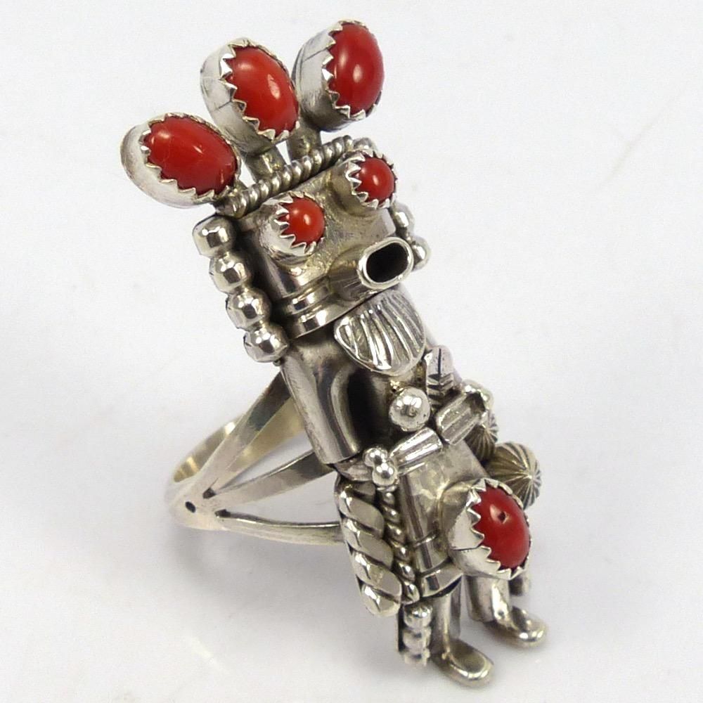 Coral Yei Ring
