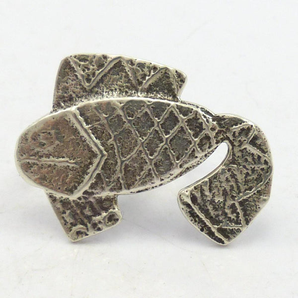 Cast Fish Ring